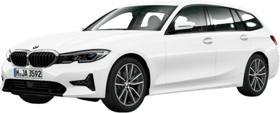 BMW 3 Series Touring (立即預約享受2021年1月優惠)
